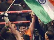 WBO बॉक्सिंग में विजेंद्र सिंह ने लगाया जीत का पंच, तीन राउंड में ही चेका को किया नॉकआउट