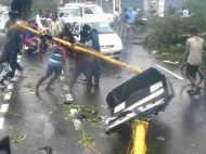 चेन्नई पर बरपा चक्रवाती तूफान वरदा का कहर, अब तक 10 लोगों की मौत