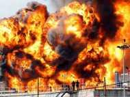 इजरायल: हैफा की तेल रिफाइनरी के टैंक में लगी भीषण आग, देखिए इसका वीडियो
