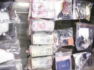33 लाख रुपये और अवैध हथियारों के साथ बीजेपी नेता समेत 7 गिरफ्तार