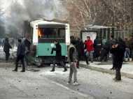 टर्की में सैनिकों को वीकेंड शॉपिंग पर ले जा रही बस पर हमला, 13 की मौत