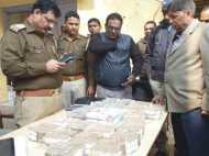 मिर्जापुर: चेकिंग के दौरान बोरे में मिले 39 लाख रुपये
