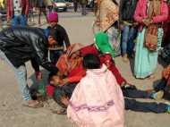 हरदोई: युवक को दौड़ा-दौड़ा कर मारा, रेलवे लाइन पर शव फेंककर दिखाया हादसा!