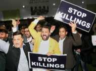 जम्मू-कश्मीर विधानसभा में कांग्रेस और NC ने दो बार किया राष्ट्रगान का अपमान
