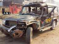 यूपी: घर में घुसी डायल 100 पीसीआर, 3 पुलिसवाले घायल
