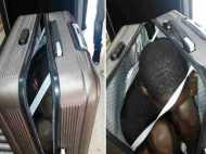 19 साल की लड़की की सूटकेस में स्मगलिंग, जानें क्या था तरीका