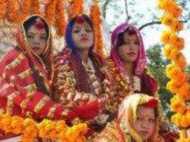 इलाहाबाद: दुल्हन पहुंची बारात लेकर और ब्याह लाईं दूल्हा, एक समिति ने कराई दिव्यांगों की अनूठी शादी
