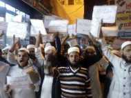 देवबंद: पाक लेखक तारिक फतह के खिलाफ मुस्लिम छात्रों का बवाल