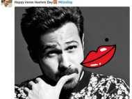 वैलेंटाइन- डे: जब लोगों ने 'किस डे' को कहा 'हैप्पी इमरान हाशमी डे'