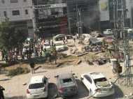 पाक: लाहौर के डिफेंस एरिया ब्लास्ट में 10 किलो विस्फोटक का इस्तेमाल