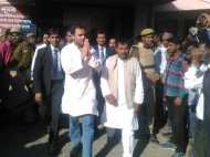 अमेठी: बिजली विभाग की लापरवाही से 3 की मौत 6 घायल, मौके पर पहुंचे राहुल गांधी