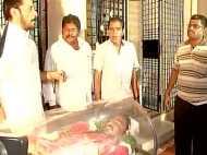 भारतीय इंजीनियर श्रीनिवास का शव हैदराबाद पहुंचा, अमेरिका में हुई थी हत्या