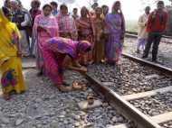 बिहार में यहां रेलवे ट्रैक को लोग मानते हैं भगवान, करते हैं रोज पूजा