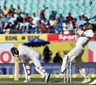 धर्मशाला टेस्ट: अश्विन-जडेजा-उमेश के आगे बिखरे कंगारू, सीरीज जीत के लिए भारत को चाहिए 87 रन