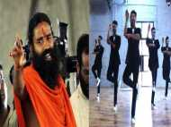 'बाबा रामदेव' का ये योग डांस वीडियो हुआ वायरल, लाखों लोगों ने देखा वीडियो