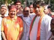 योगी कैबिनेट में मंत्री बने देश के पूर्व क्रिकेटर चेतन चौहान