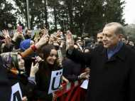 टर्की के राष्ट्रपति एर्डोगान ने नागरिकों से की पांच बच्चे पैदा करने की अपील