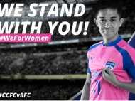 आई लीग: महिलाओं के सम्मान में बेंगलुरू एफसी ने पहनी गुलाबी जर्सी