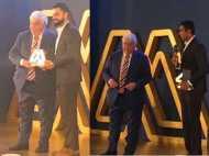 कोहली को तीसरी बार मिला पॉली उमरीगर अवार्ड, दिलीप सरदेसाई पुरस्कार से सम्मानित हुए अश्विन