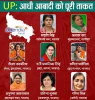 भाजपा की महिला प्रत्याशी, जिन्हें मिली धमाकेदार जीत