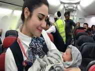 42000 फीट की ऊंचाई पर हुआ बच्ची का जन्म, फ्लाइट अटेंडेंट ने किया नर्स का काम