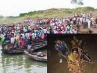 इलाहाबाद: यमुना नदी में चल रहे रेस्क्यू के दौरान देर रात बचाई गईं 22 जिंदगियां, 5 अब भी लापता