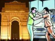 शर्मसार हुई दिल्ली: वर्दी पहने IAF अफसर की बीच सड़क पिटाई, देखें VIDEO