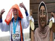 Video: 101 साल की महिला ने नॉन स्टॉप दौड़कर जीता अपना 17वां मेडल
