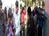 मुरादाबाद: चोर बन गए लोगों के लिए मनोरंजन, पकड़े गए चोरों पर लोगों ने किया बारी-बारी हाथ साफ
