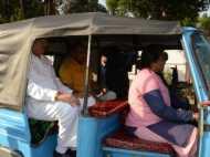 जब काफिला छोड़ ऑटो से कलेक्ट्रेट पहुंचे छत्तीसगढ़ के सीएम रमन सिंह