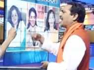 जब न्यूज एंकर ने लाइव शो में हिन्दू युवा वाहिनी के नेता को बाहर निकाला