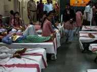 दिल्ली: गैस लीक होने से 300 छात्राओं की तबीयत बिगड़ी, अस्पताल में भर्ती