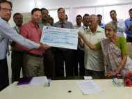 SBI के रिटायर्ड क्लर्क ने सेना को दान में दे दिए 1 करोड़ रुपए