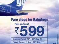 सिर्फ 599 रुपए में करें हवाई यात्रा, ऑफर खत्म होने में बस कुछ दिन बाकी