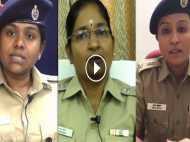 फिल्मों में महिलाओं के साथ बढ़ती हिंसा के खिलाफ 3 महिला पुलिस अधिकारियों ने की खास अपील