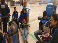 दिल्ली एयरपोर्ट पर भारतीय खिलाडि़यों संग 'आतंकियों' जैसा व्यवहार, 13 घंटे भूखे-प्यासे बैठे रहे