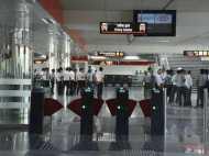 देखिए लखनऊ मेट्रो स्टेशन की तस्वीर, 15 जून से शुरू होगा सफर