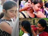 NEET परीक्षा में चेकिंग के दौरान छात्राओं की ब्रा उतरवाने वाले टीचरों पर गिरी गाज, 4 सस्पेंड