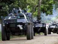 फिलीपींस में मारावी में सेना दाखिल, पूरे शहर में गूंज रही गोलियों की आवाज