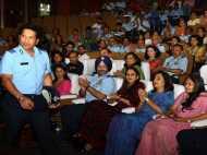 सचिन तेंदुलकर ने भारतीय वायुसेना के लिए रखी अपनी फिल्म की पहली खास स्क्रीनिंग, कही दिल छूने वाली बात