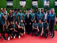 चैंपियंस ट्रॉफी: इंग्लैंड रवाना हुई भारतीय टीम, नहीं पहुंचे दो बड़े दिग्गज