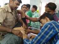 जातीय दंगा: सहारनपुर में हो रही वारदातें, एक और को मारी गोली
