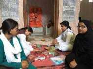 हनुमान जी की शरण में मुस्लिम महिलाएं, 'तीन तलाक' पर इंसाफ की आस