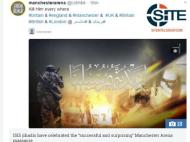 मैनचेस्टर ब्लास्ट पर ISIS समर्थकों ने मनाया जश्न, कहा-हर जगह मारो, खूब मारो