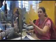 Video:रेलवे टिकट काउंटर पर बैठी महिला कर्मचारी की दादागिरी, टिकट देने से किया इंकार