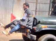 कश्मीरी युवक को जीप से बांधने वाले मेजर को सेना ने किया सम्मानित