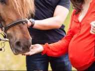 महिला ने पति के सामने ही घोड़े से बनाए संबंध, हो गई गर्भवती