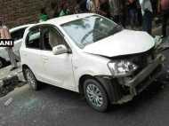 दिल्ली: कश्मीरी गेट में फुटपाथ पर चार लोगों पर चढ़ाई कार, दो की मौत