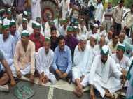 समाज के इस वर्ग ने किया योग का बहिष्कार, सड़क पर लगाया जाम