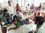 बहराइच: गर्मी के बाद बीमारी का कहर, 18 मासूमों ने तोड़ा दम, 100 से ज्यादा अस्पताल में भर्ती
